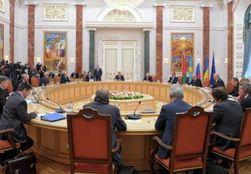В Минске Путин децентрализовал Европу