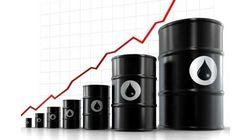 Цены на нефть рекордно выросли за неделю