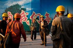Дешевая рабочая сила в Китае иссякла
