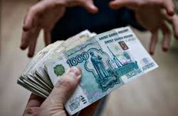 В России с коррупцией сталкивается 80% бизнесменов