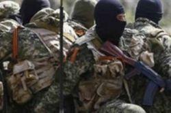 «Неизвестные» для СМИ РФ боевики в Лисичанске не скрывают, что они с Кубани