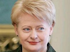 Версия: Цель торговых войн РФ с Литвой – смещение президента Грибаускайте