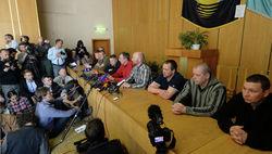 Задержанные в Славянске инспектора ОБСЕ освобождены