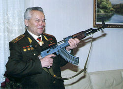 Конструктор автомата Калашникова покаялся перед смертью - СМИ о причинах