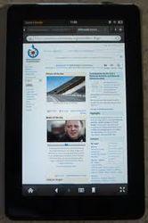 LG представила смартфон Fireweb на базе Firefox OS