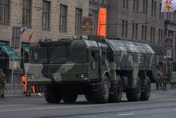 """Россия защитит Казахстан ракетными комплексами """"Искандер"""""""