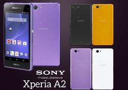 В Японии вышел Sony Xperia A2