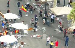 Беспорядки в Барселоне 20-21 сентября