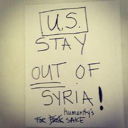 Мадонна, как и большинство американцев, против войны США с Сирией