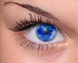 Цвет глаз теперь можно изменить за полминуты с помощью лазера