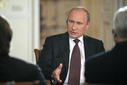 Путин допустил возможность встречи с активистами гей-движения, опасаясь за Сочи-2014