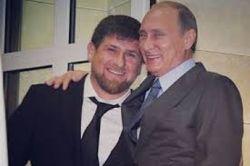 Кадыров под пристальным присмотром Путина