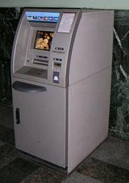 Курсы валют в банкоматах