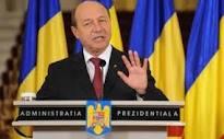 Президент Румынии Т. Бэсэску