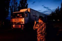 На границе с РФ стоит 58 КАМАЗов с телами российских военных