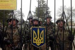 СНБО допускает введение военного положения на востоке Украины из-за новых провокаций