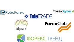 Forex Trend, Alpari и TeleTrade названы самыми популярными брокерами форекс в СНГ