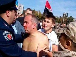 За что в Одессе избили Нестора Шуфрича?
