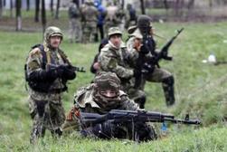 Атака боевиков в Славянске отбита – участники АТО