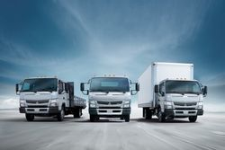 Mitsubishi Fuso прекратила сборку грузовиков в России