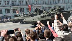 Российским танком «Армата» заинтересовались Китай, Индия и страны ЮВА