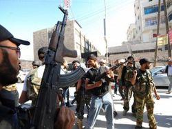 Сирийская армия при российской поддержке с воздуха атакует Хомс