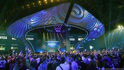 Организаторы Евровидения и Путин по-разному оценили конкурс в Киеве