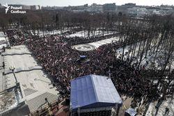 Белорусы отпраздновали День Воли
