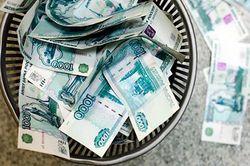 Рубль к доллару и евро продолжает падение