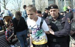 5 мая прошла всероссийская акция «Он нам не царь!»