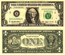 Курс доллара вырос к основным валютам на Форекс на 0,20% на геополитике и речи главы ФРС