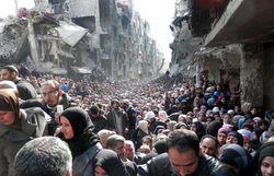 Сирийцы становятся самой многочисленной в мире группой беженцев