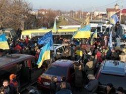 ГАИ Украины обещает прекратить притеснять Евромайдан