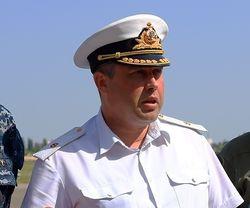 Командующий ВМС Украины перешел на сторону Крыма
