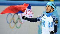 Виктор Ан вывел Россию на второе место