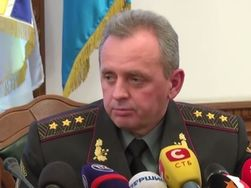 На Донбассе продолжают дислоцироваться регулярные части РФ - Муженко