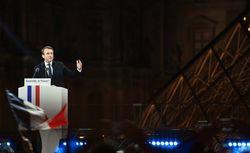 Макрон хочет стать президентом всех французов, за кого бы они ни голосовали
