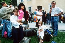 В Украине насчитали 38 тысяч внутренних беженцев