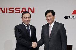Nissan и Mitsubishi создадут самый дешевый электромобиль