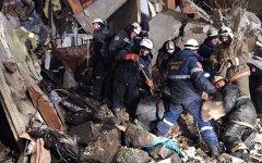 В Казахстане обрушилась часть многоэтажного дома, есть жертвы