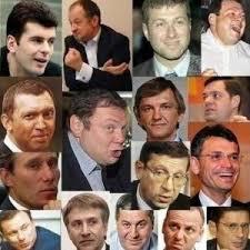 Российские олигархи любят Великобританию