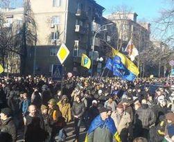 Самооборона Майдана организовала госпиталь в Доме офицеров возле Рады