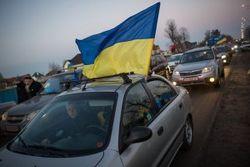 Суды начали выносить приговоры участникам Автомайдана