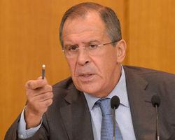Лавров выражает обеспокоенность ситуацией на востоке Украины