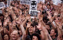 Во Франции требуют возврата «исторических земель» Бретани и автономии