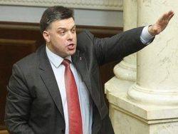 Тягнибок поговорил с НАТО о возможности помощи Украине