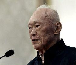 Умер отец «экономического чуда» Сингапура Ли Куан Ю
