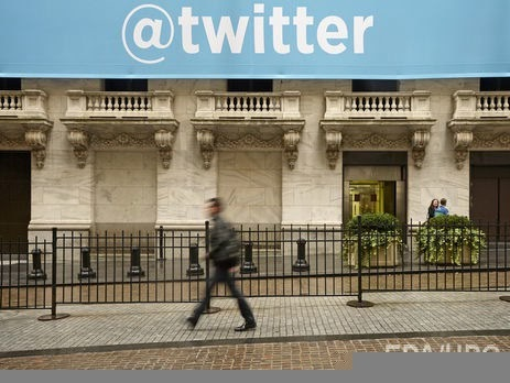 Акции социальная сеть Twitter резко подорожали из-за слухов опоглощении Google