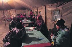 Жители Киева зарабатывают на участниках Евромайдана