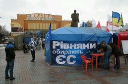 Активист Евромайдана в Ровно госпитализирован с подозрением на сотрясение мозга